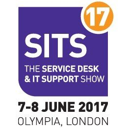 SITS17 – The Service Desk & IT Support Show